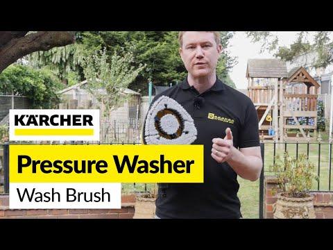 Karcher Delta Wash Brush