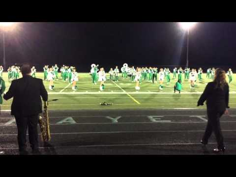 South Fayette Band Festival 2015