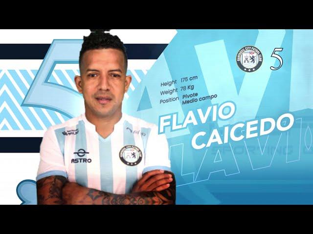 Flavio Caicedo - Image Sport