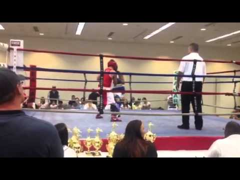 Cody brown boxing
