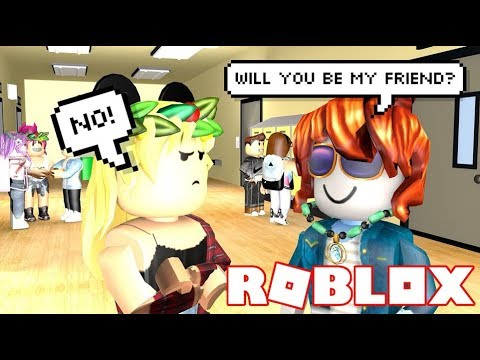 NOOB TRIES TO MAKE FRIENDS (Roblox Social Experiment)