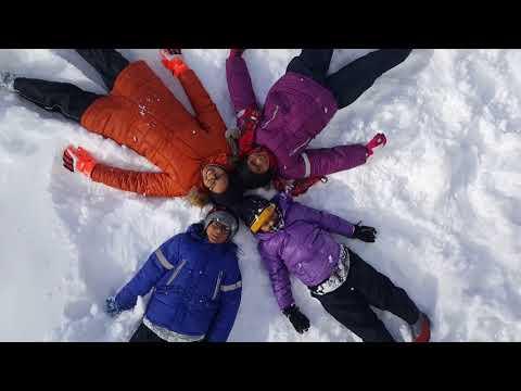 Melancong ke Naeba Ski Resort, Niigata, Japan.
