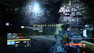 Crucible Super Fails ! (Destiny PvP with H20Epic)