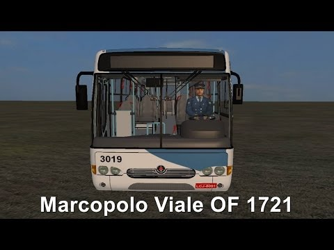 OMSI 2 - Marcopolo Viale OF 1721 [+DOWNLOAD]