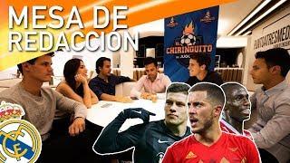 ⚪⚽ MdR | HAZARD, JOVIC, MENDY: EL NUEVO REAL MADRID