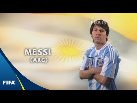 Download Lionel Messi - 2010 FIFA World Cup