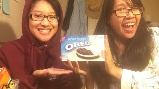 White Fudge covers Oreo First Impression | Review Thumbnail