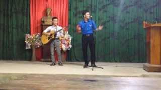 Việt Nam ơi!!! - cover by Lê Anh ft Guitar Dương Bá Minh Quân