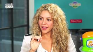 Shakira interview -