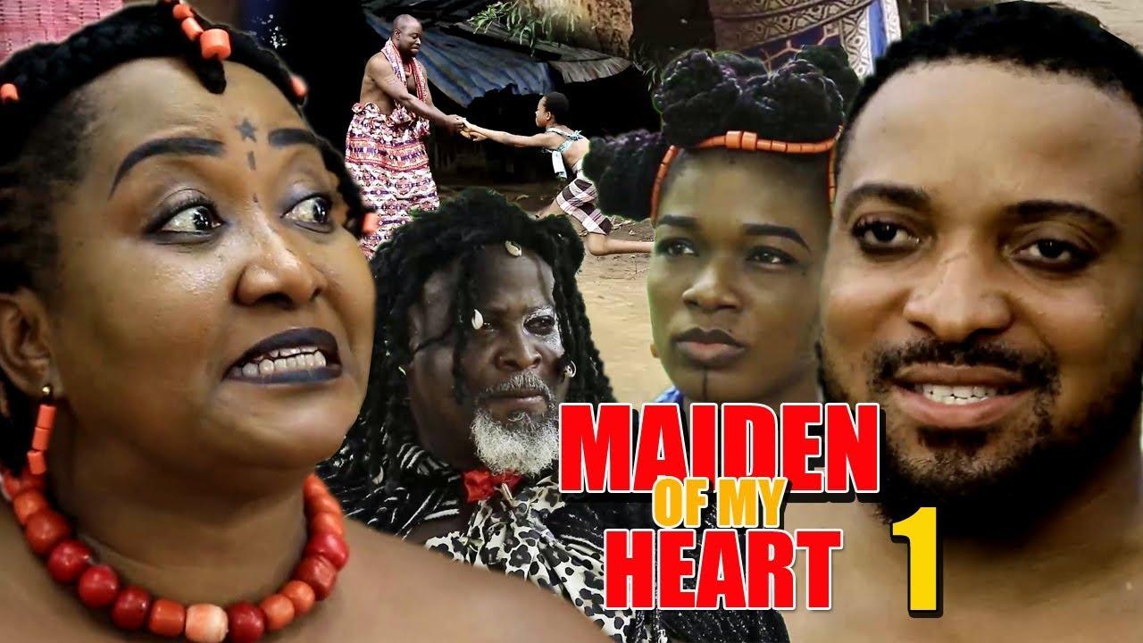 Download Maiden Of My Heart Season 1 - 2018 Latest Nigerian Nollywood Movie Full HD   Epic Movie