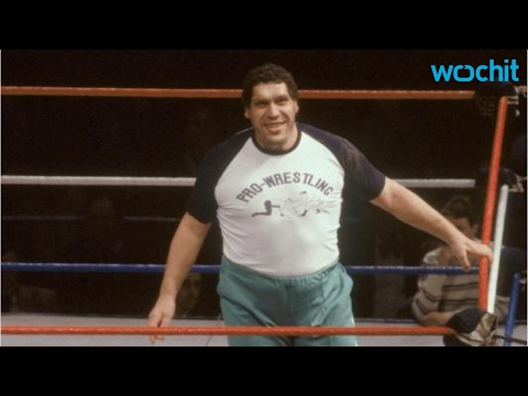 Andre The Giant's Daughter Shows Up At Smackdown