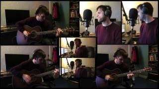 Coheed & Cambria - Island  (Baritone Acoustic Cover)