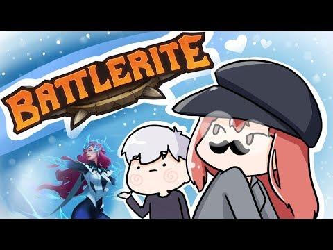 BATTLERITE :D Ft. Albert