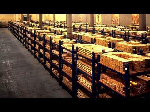 10 دول تمتلك أكبر إِحتياطي الذهب في العالم  - نشر قبل 10 دقيقة
