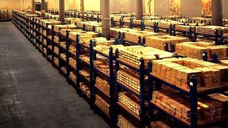 10 دول تمتلك أكبر إِحتياطي الذهب في العالم