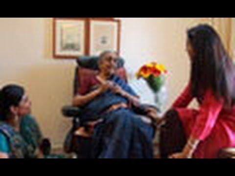 Understanding the heroine, Kalanidhi Narayanan