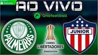 Palmeiras 3x1 Junior Barranquilla   Libertadores 2018   6ª Rodada   16/05/2018