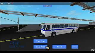 roblox MTA transit rides episode 1