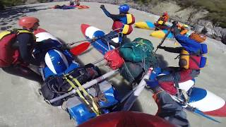 Киль в 4-м каньоне Чилика или Отойдите нахуй