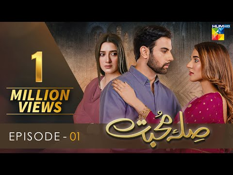Sila E Mohabbat | Episode 1 | HUM TV Drama | 11 October 2021