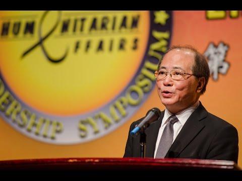 Secretary of Education, Hong Kong at the 6th USLS 2015
