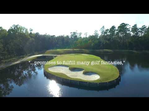 World Tour Golf Links - Hole #5 Spotlight - Myrtle Beach Golf Holiday