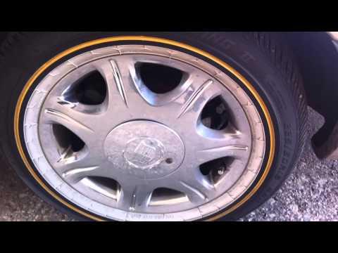 Best Way To Clean Vogue Tires (Tyres)  part 1