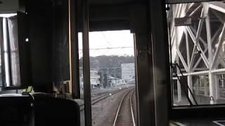 2018 01 展望・JR・呉線 227系・快速安芸路ライナー 呉~吉浦