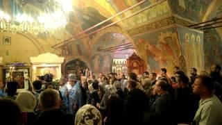 видео Храм Введения Пресвятой Богородицы в Барашах