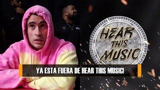 BAD BUNNY Fuera De HEAR THIS MUSIC: Nuevas PRUEBAS Lo Demuestran!   SeveNTrap