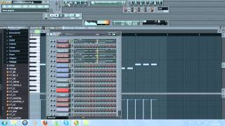 Download Free.(FLP)#4 Electro house / Free Step 4 by Basshard Fruity loops
