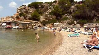 Cala Carbo playa - Ibiza beaches tour