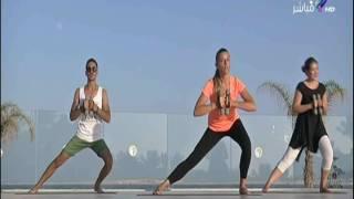 صباح البلد - تمارين رياضية لشد عضلات الجسم باستخدام الأوزان البسيطة thumbnail
