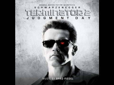 Terminator 2: Judgment Day OST  The Canal Chase