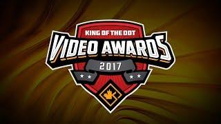 KOTD -  Video Awards 2017 Winners