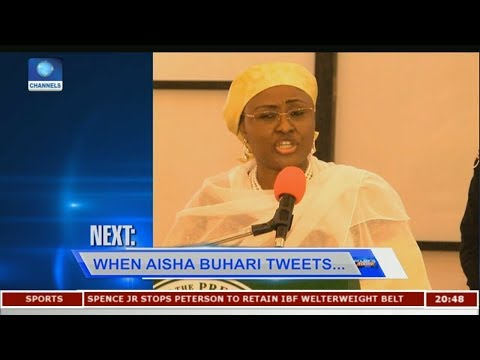 Download Youtube: President's Wife Tweets Criticisms Of Husband's Govt. |Politics Today|