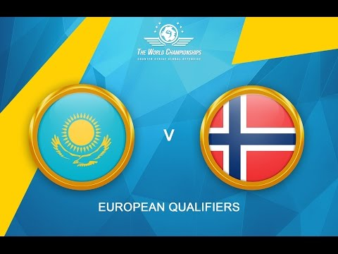 CS:GO - Kazakhstan vs. Norway[Cache] - The World Championships 2016