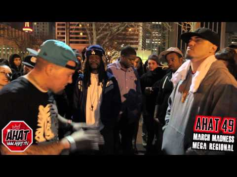 AHAT Utah Rap Battle | ELI ACE vs SIRE | AHAT 49 MARCH MADNESS MEGA REGIONAL BATTLE