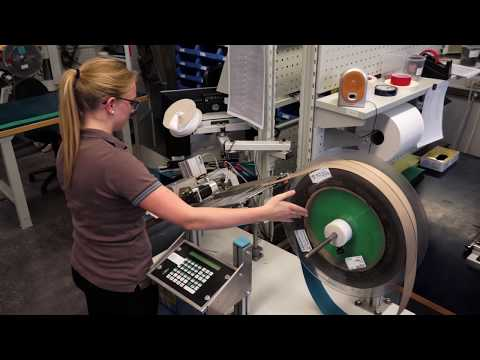 How a carbon fibre running blade is made