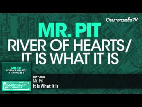 Mr. Pit - It Is What It Is (Original Mix)