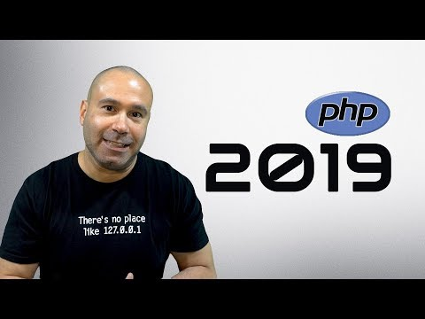 PHP in 2019 - Is It Worth Learning or Is PHP Dead?