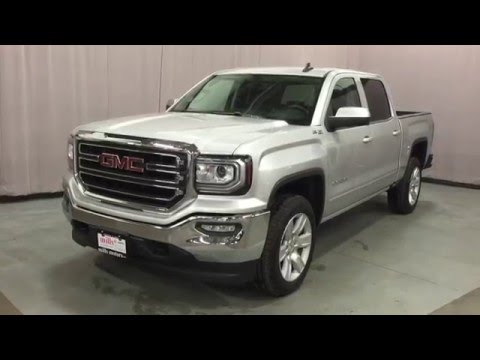 2016 Gmc Sierra 1500 Sle Review By Murray Gm Penticton