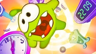 Приключения Ам Няма  - Путешествие во времени (Cut The Rope)