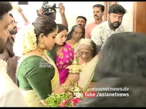 After marriage Dileep - kavya Madhavan reach Dileep