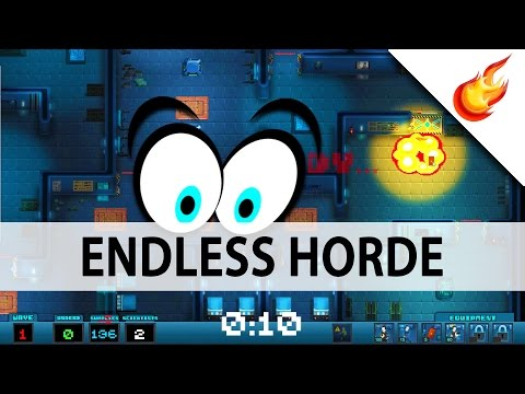 👻 ENDLESS HORDE - The Cow Clicker Of Tower Defense Zombie Games