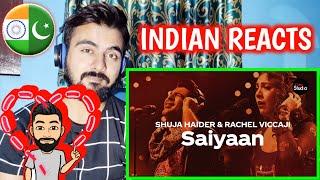 Indian Reaction On Coke Studio 12 | Saiyaan | Shuja Haider & Rachel Viccaji