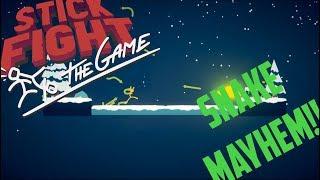 Stick Fight (Funny Moments/Snake Mayhem)