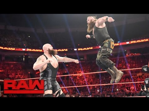 Ring Collapses during Big Show vs. Braun Strowman: Raw, April 17, 2017 thumbnail