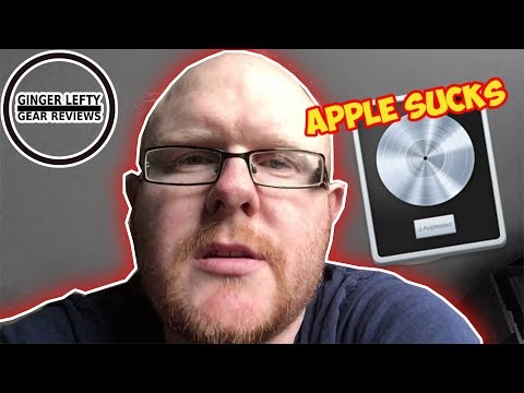 The WORST thing about Logic Pro X 10.4