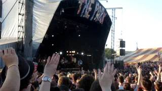 Pulp - Disco 2000 (clip), Park Stage, Glastonbury 2011